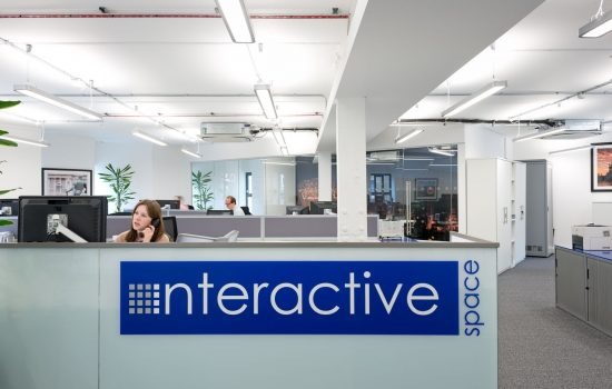 We are all settled into our new offices! 3 Case Study Image