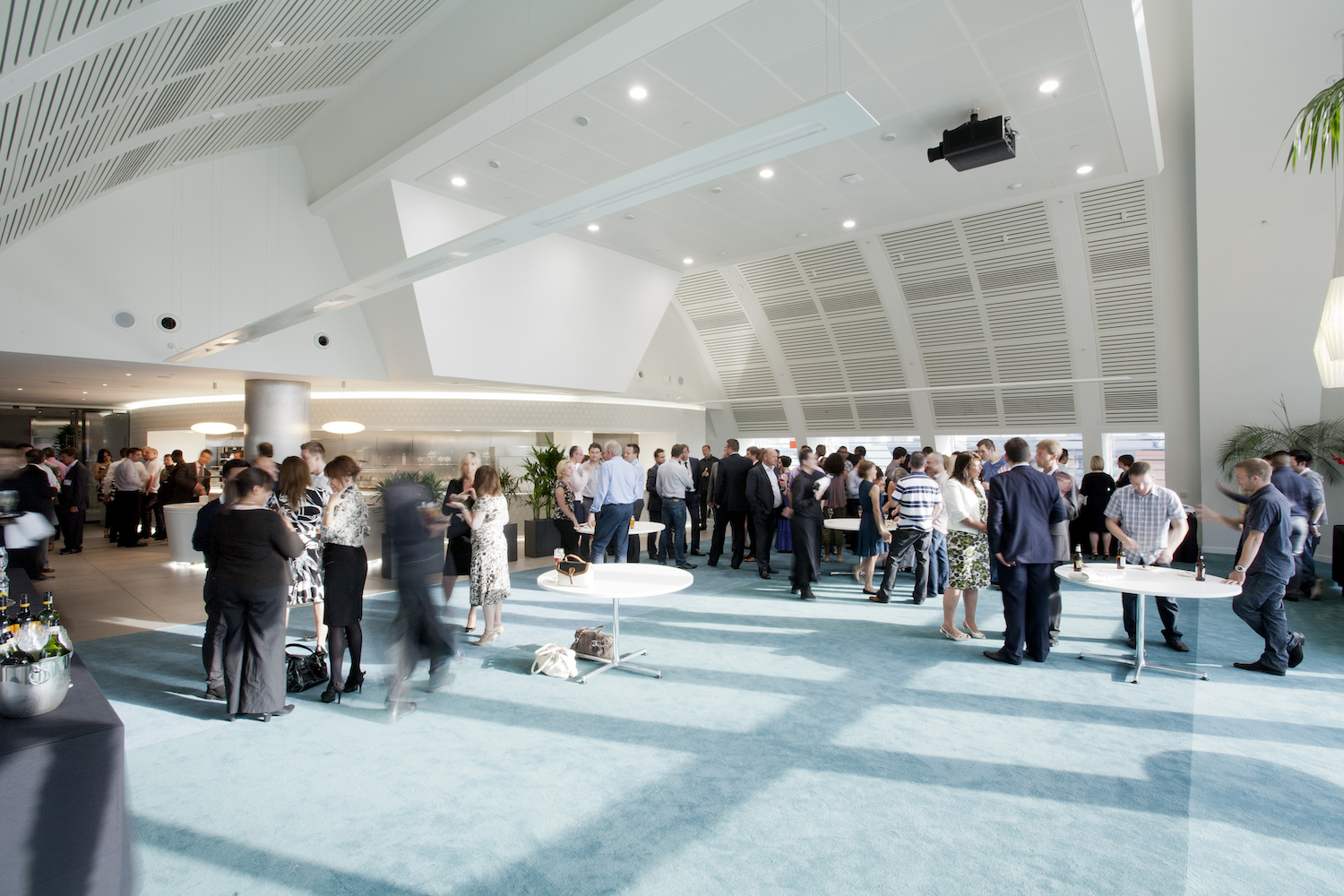 Catlin events room Case Study Image