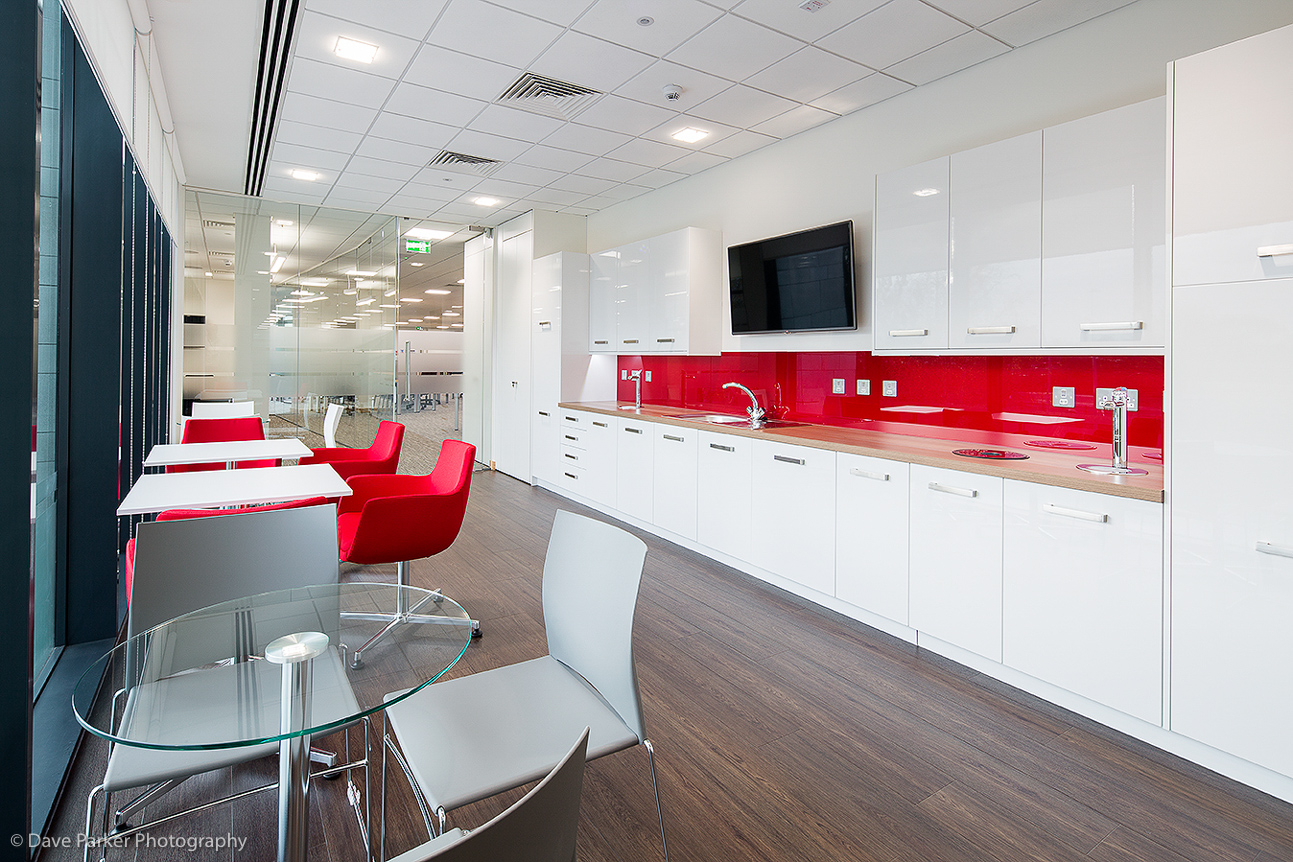 Emirates Airlines\' Office Design & Fit-Out | Interactive Space