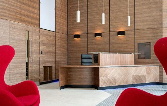 Helix, Southwark reception Case Study Image
