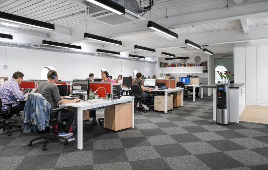 IWSR open plan Case Study Image