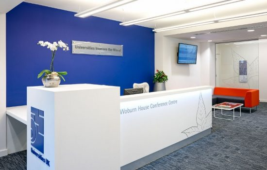 Woburn House reception Case Study Image