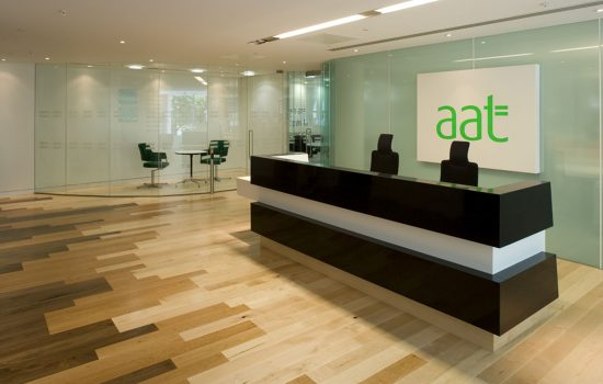 AAT reception Case Study Image