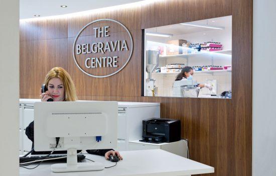 Belgravia Centre Case Study Image