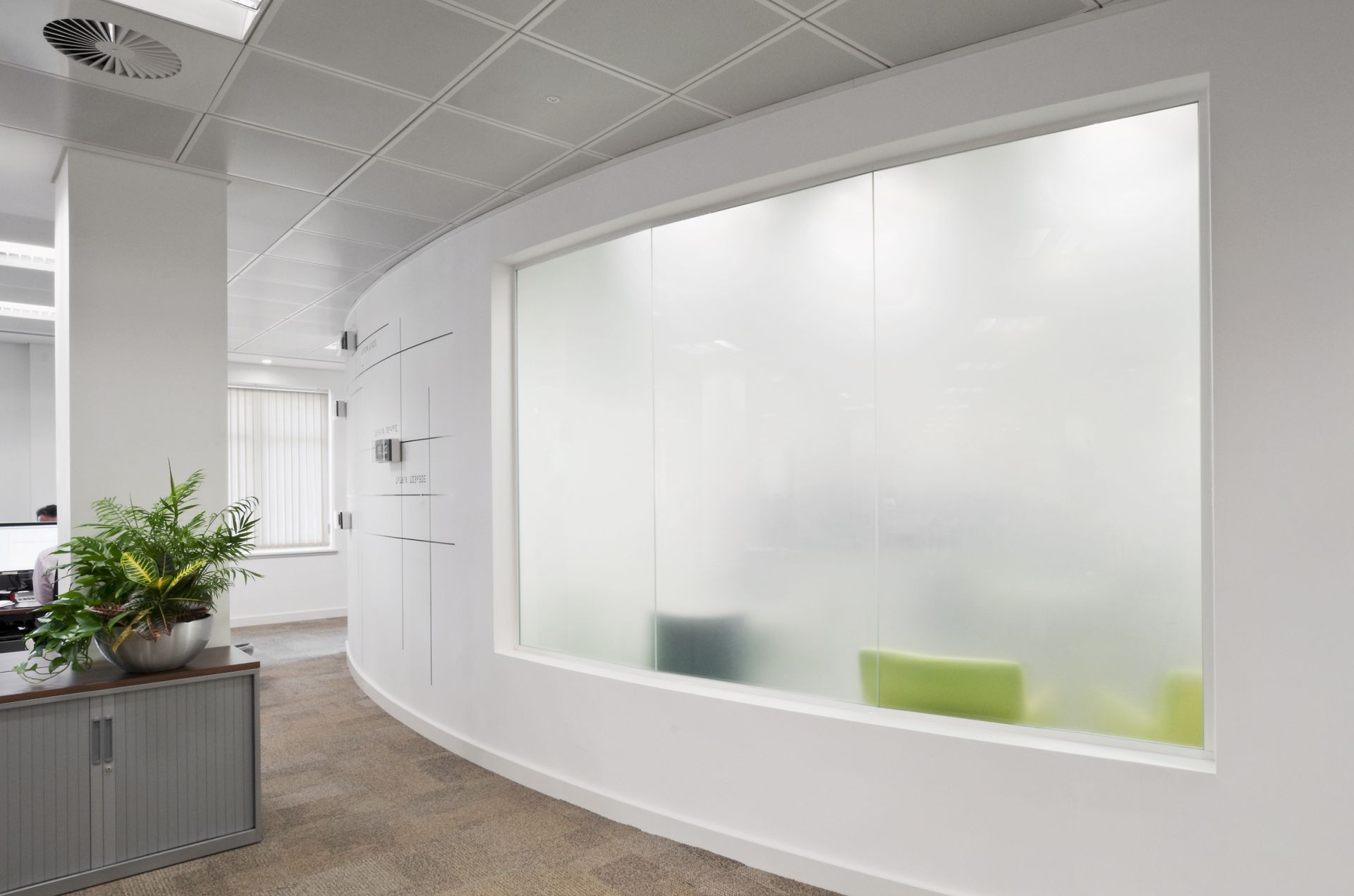 Bunge\'s Office Relocation, Design & Fit-Out | Interactive Space