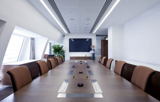 Catlin meeting room Case Study Image
