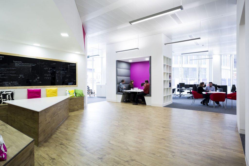 EMO & TRA Creative Office Design Image