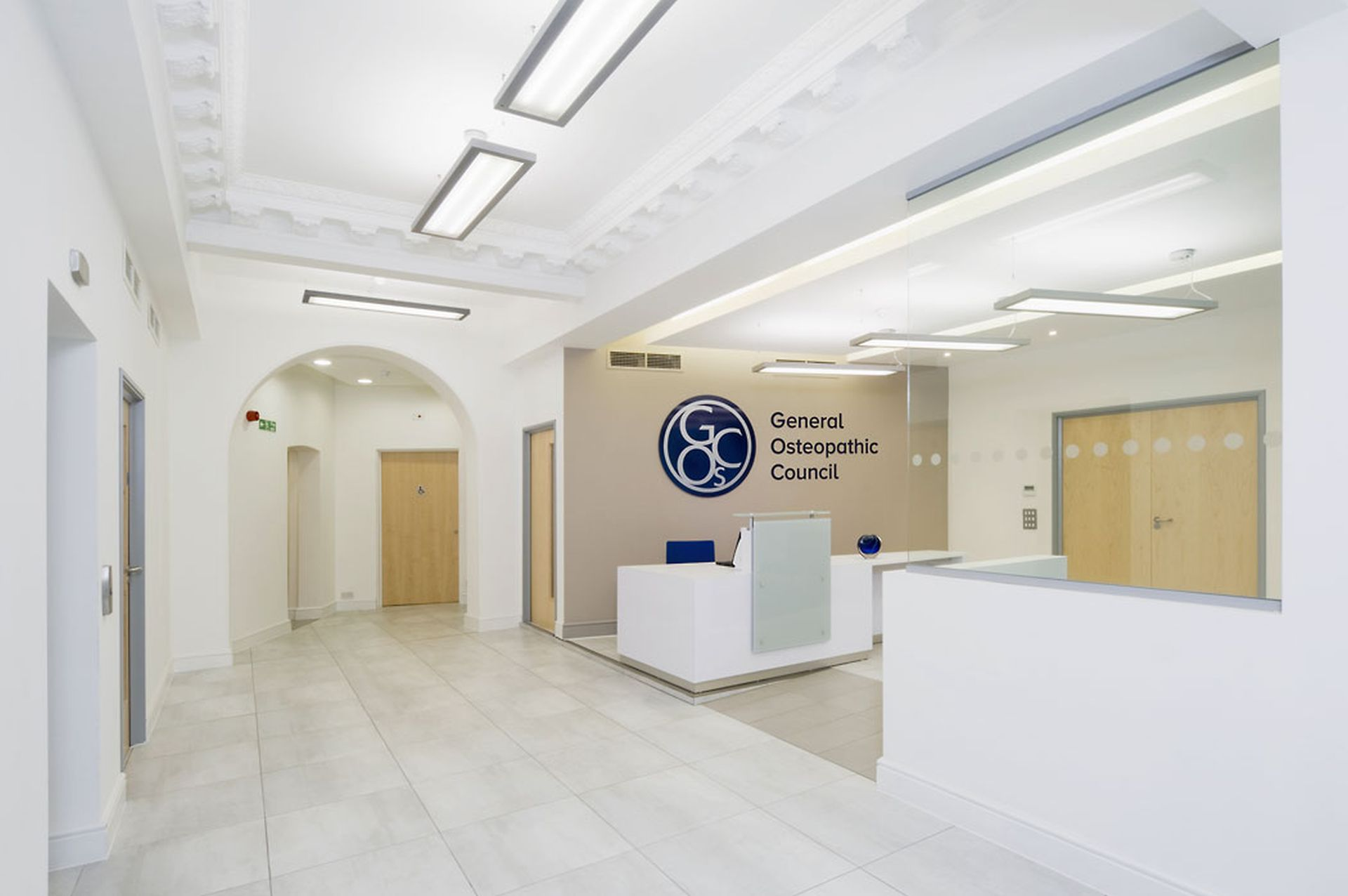 General Osteopathic Council Case Study image