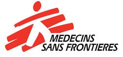Medecins Frans Friontieres Logo Image