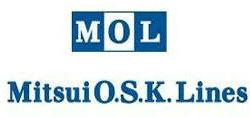Mitsui OSK Logo Image