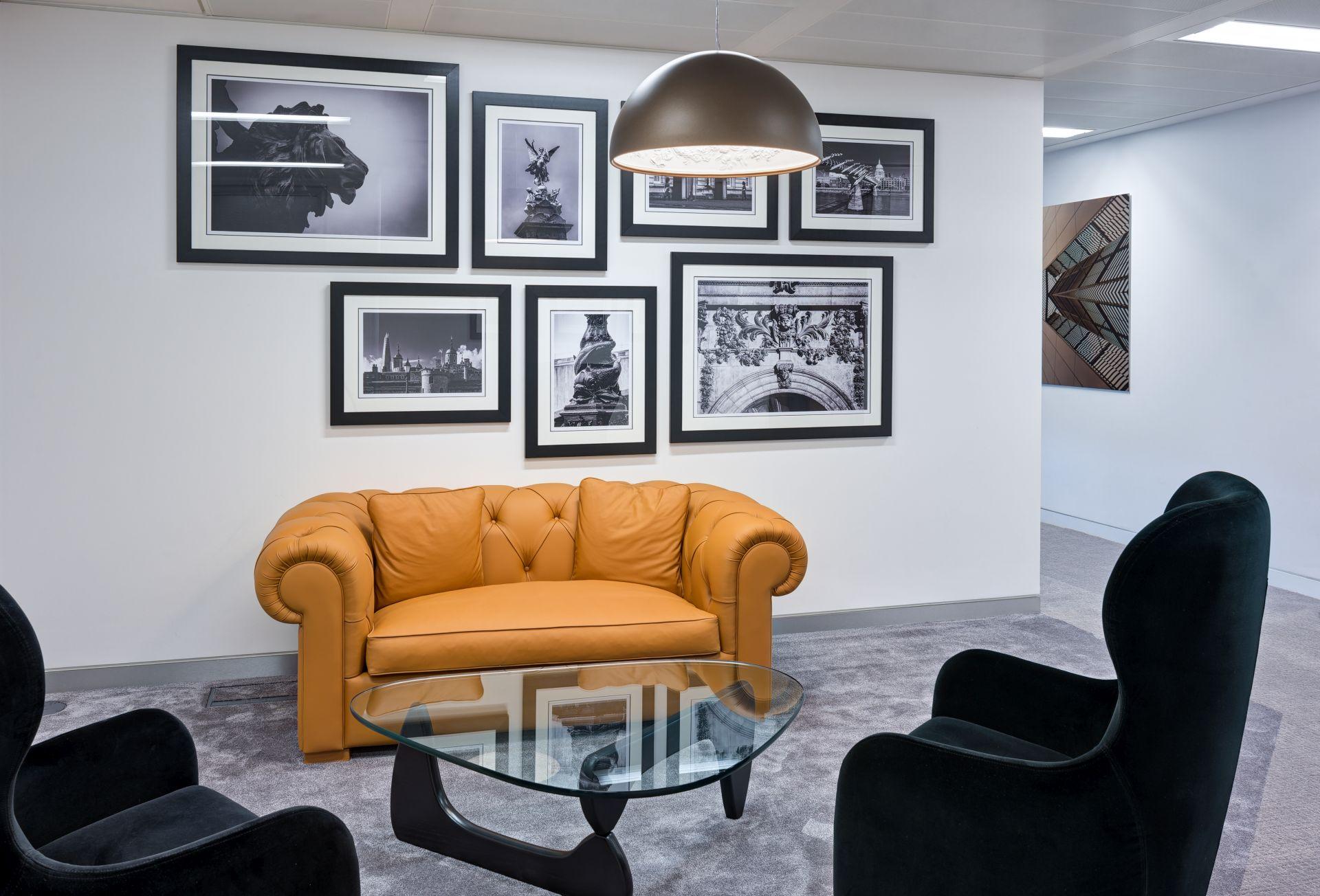 Natixis Award Winning Office Design Image