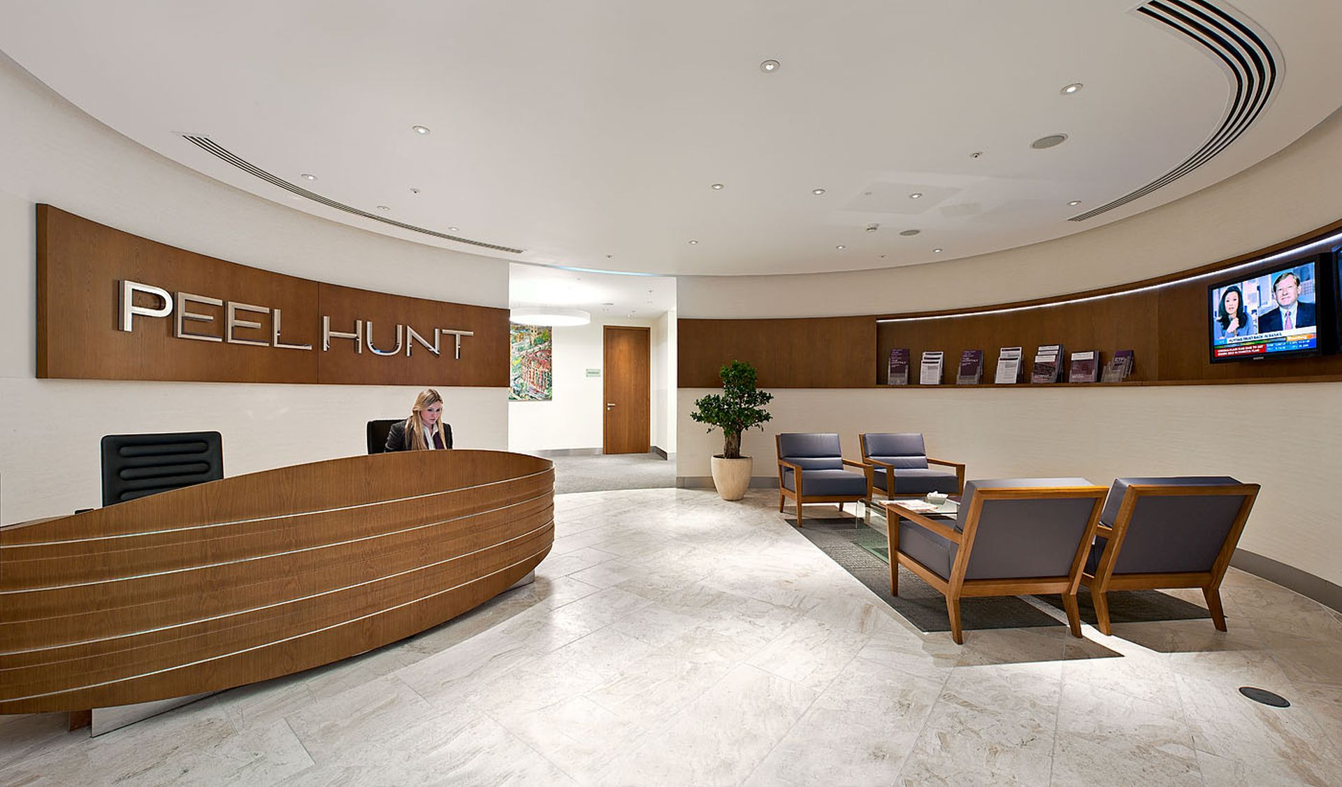 Peel Hunt Case Study Image