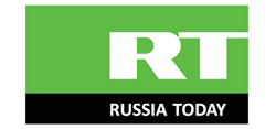 Russia Today Logo Image