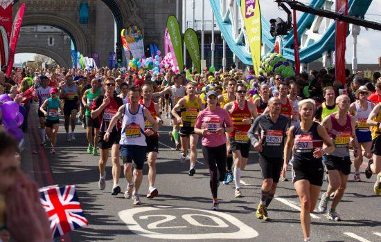 London Marathon - SWThames Kidney Fund Image