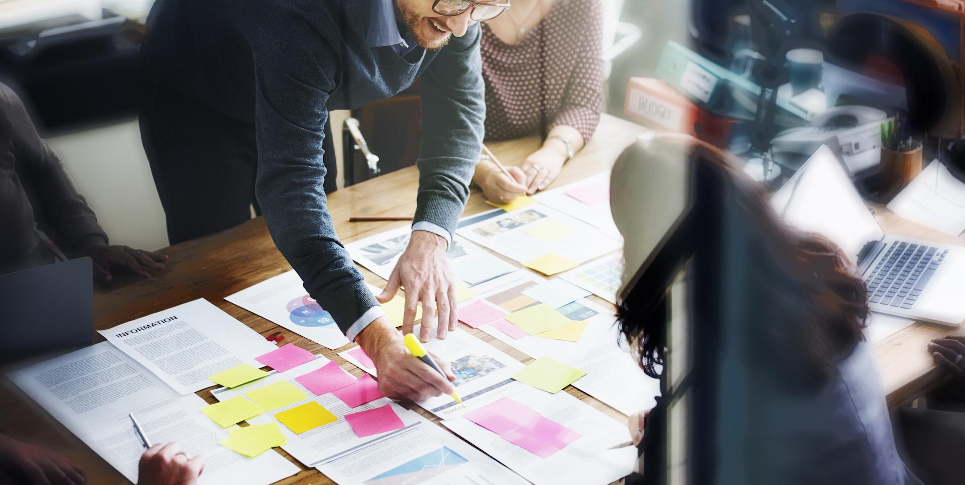 Workplace Strategy Image
