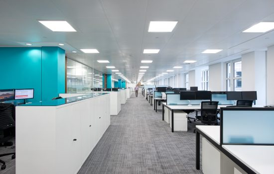 Newline Group open plan Case Study Image