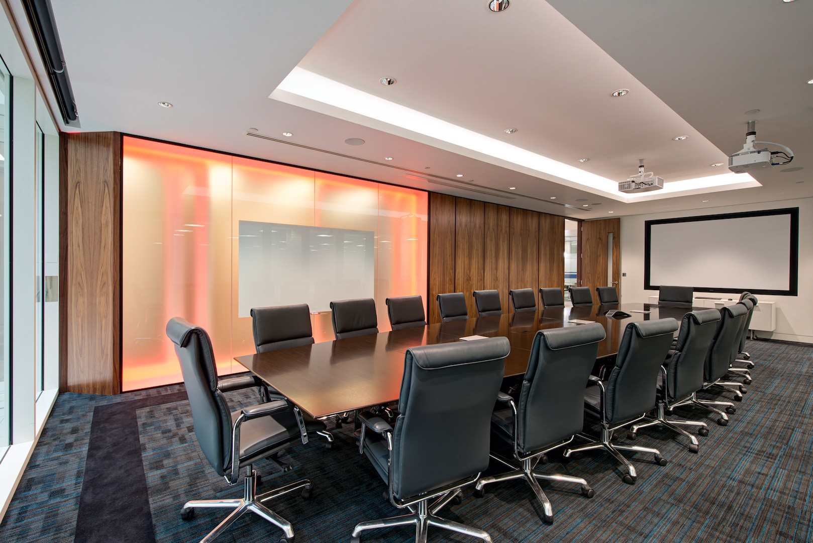 Newline Group boardoom Case Study Image