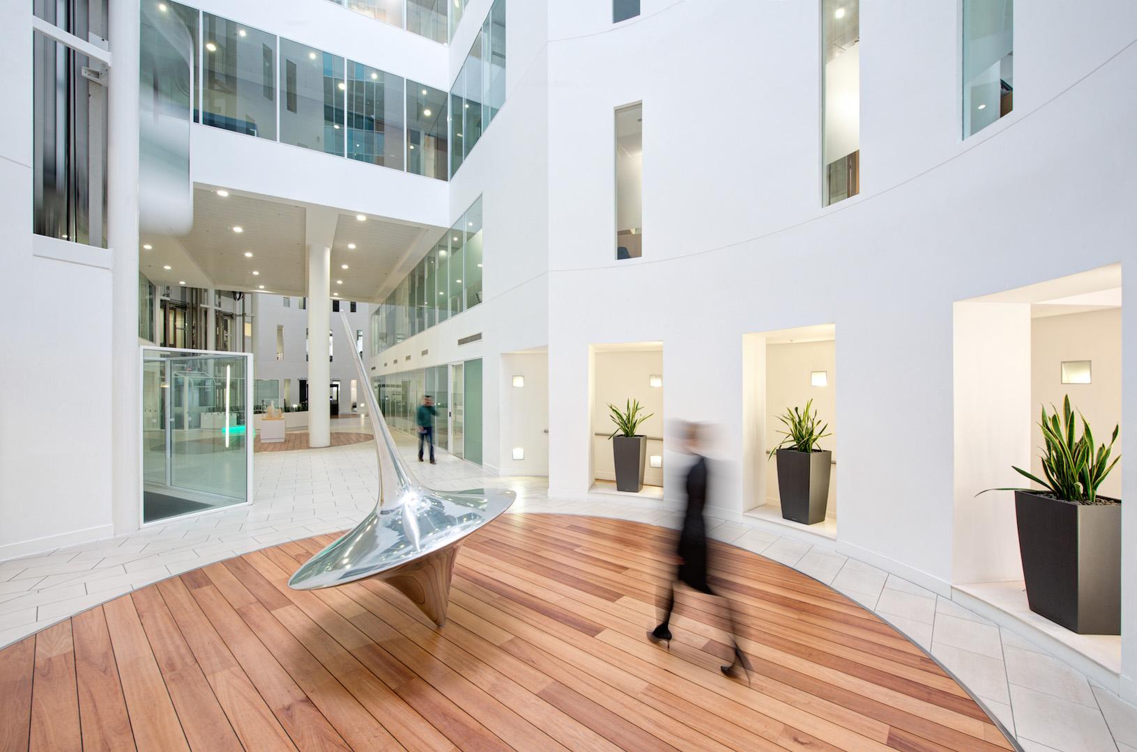Helix Property lobby 2 Case Study Image