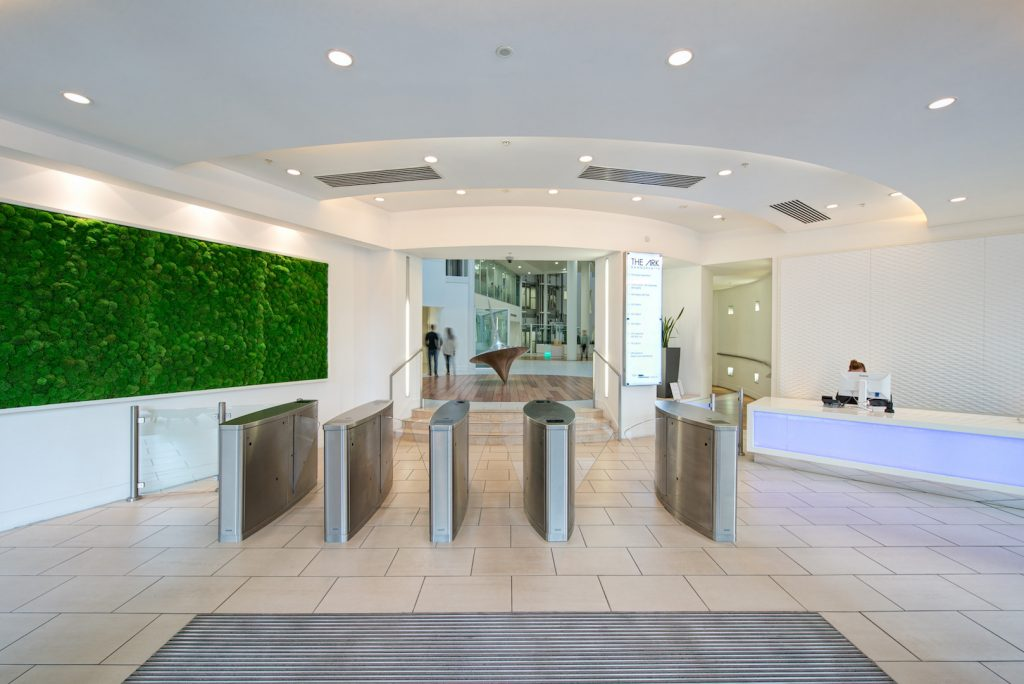 Helix Property reception Case Study Image