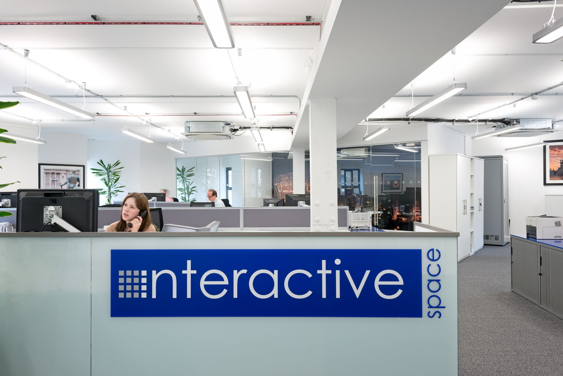 Interactive Space reception Image
