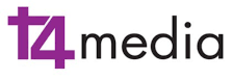 t4 Media Logo Image
