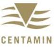 Centamin Logo Image