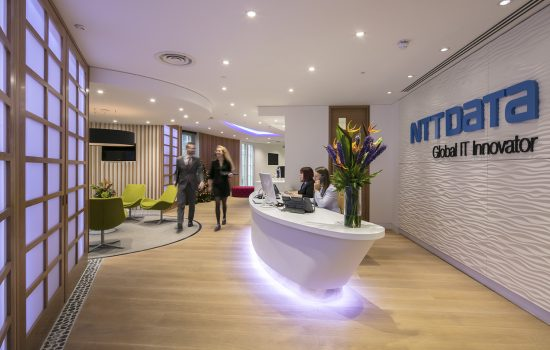 office fit out soho interactive space